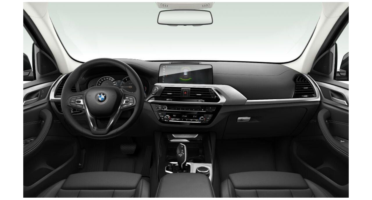 BMW X3 xDrive20i Model Luxury Line
