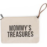 Childhome Mommy Clutch Bag - Offwhite/Black