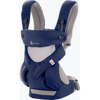ErgoBaby Babydraagzak 360 Cool Air - French Blue