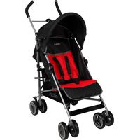 Renolux Arizona Multi Buggy - Zwart Rood