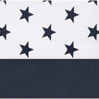 Jollein Laken 75x100cm Little Star Navy
