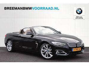 BMW 4 Serie 435i Cabrio High Executive Luxury Line Aut.