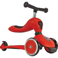 Scoot and Ride Step/Loopfiets - Red