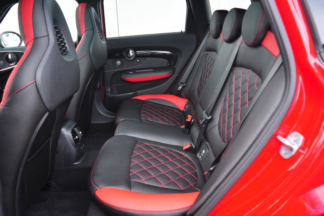 MINI Cooper S Clubman Knightsbridge Aut. Bespoke Interior