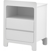 Quax Commode 2 Laden Sunny - Wit