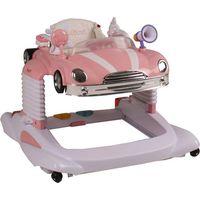 Loopstoel Vliegende Hollander Kees - Pink