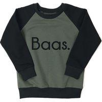 KMDB Sweater Maat 80 Echo - Baas