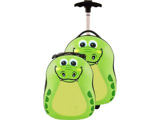 Kindertas en trolley
