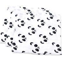 Briljant Baby Monddoekjes Hydrofiel -  Panda Dreams