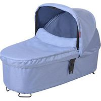 Phil&Teds Carrycot Dash Snug Blue Marl