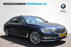 BMW 7 Serie 740Le xDrive iPerformance High Executive Aut.