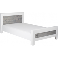 Bopita Juniorbed Belle Zilver