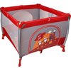Baninni Campingbedje / Box Piazza Special Bear - Red (UL)