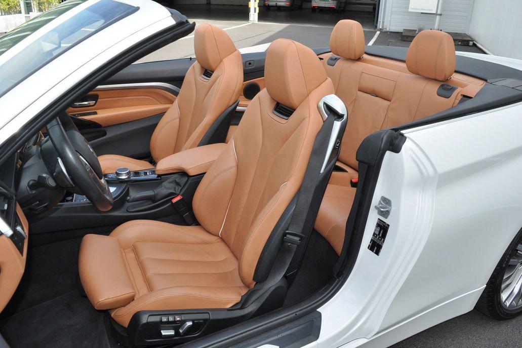 BMW 4 Serie 430i Cabrio High Executive Luxury Line Aut.