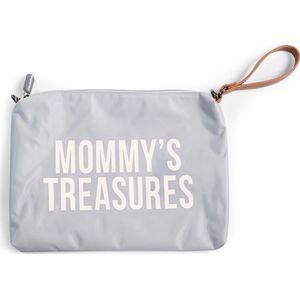 Childhome Mommy Clutch Bag - Grey OffWhite