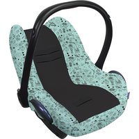 Dooky Seat Cover 0+ Autostoelhoes - Little Princess Limited Edition