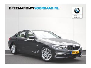 BMW 520d Sedan High Executive Luxury Line Aut.