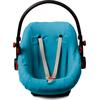 Briljant Baby Autostoelhoes Groep 0+ - Turquoise