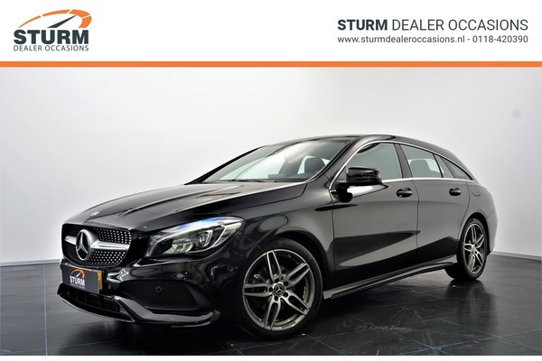 Mercedes-Benz CLA-Klasse Shooting Brake 180 BUSINESS Sol. | AMG-Line | LED | 18"