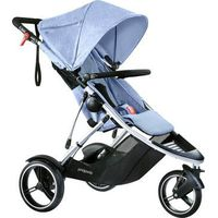 Phil&Teds Dash Buggy Blue Marl