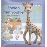 Sophie de Giraf Voelboekje: Spelen Met Sophie