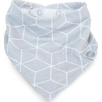 Jollein Slab Bandana Graphic - Grey