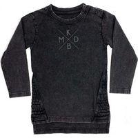 KMDB Shirt Lange Mouw Maat 86 Willow - Zwart