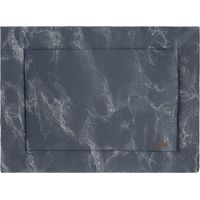 Baby's Only Boxkleed 85x100cm Marble - Granit/Grijs