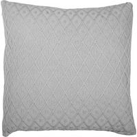 Jollein Kussenhoes 50x50cm Diamond Knit Grey