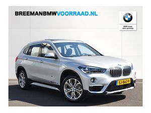 BMW X1 sDrive20i High Executive Corp Lease Aut