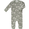 Fresk Pyjama Deer Forest Green 3-6m(UL)
