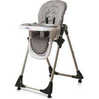 Titaniumbaby Kinderstoel de Luxe Grijs