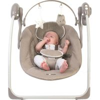 Bo Jungle Portable Swing - Taupe