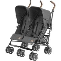 Koelstra Duobuggy Simba Twin T4 - Denim Zwart