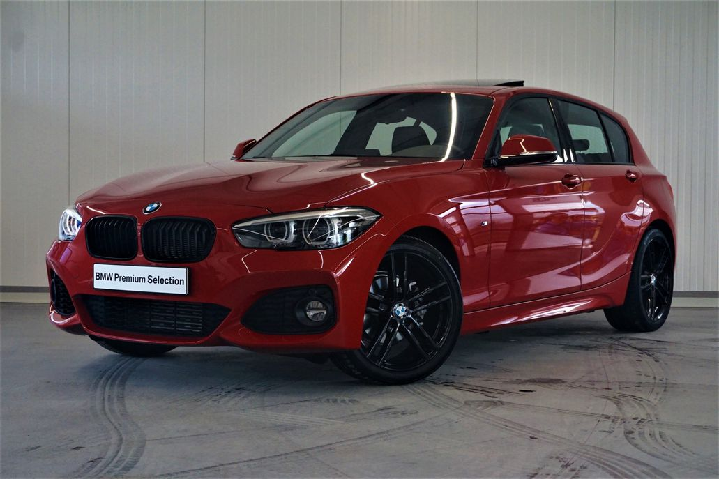 BMW 1 Serie 118i High Executive M Sport Shadow Aut.