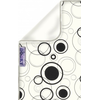 Dooky Blanket 70x85 - Black Circles