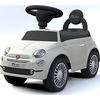 Happy Baby Loopauto Fiat 500 - Wit
