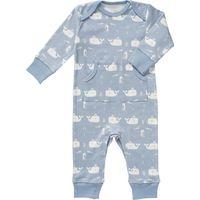 Fresk Pyjama Whale Blauw