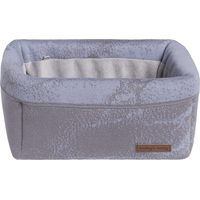 Baby's Only Commodemandje Marble - Cool Grey/Lila