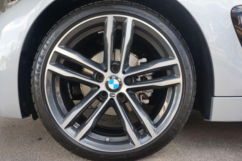 BMW 4 Serie Gran Coupé 418i High Executive M Sport Aut.
