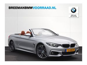 BMW 4 Serie 440i Cabrio High Executive M Sport Aut.