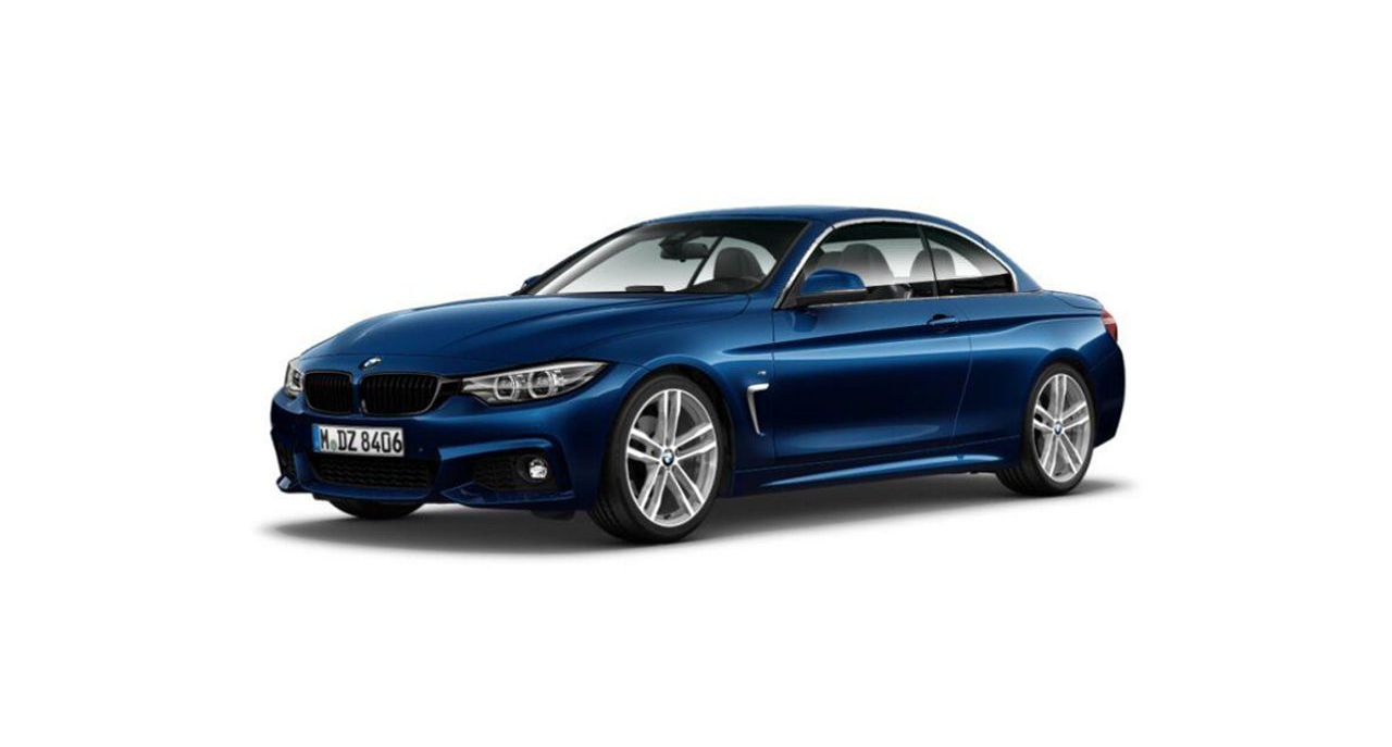 BMW 430i Coupe Model M Sport