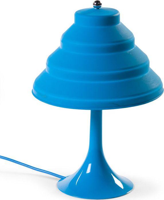 Childhome Silicon Nachttafel Lamp Blauw (UL)
