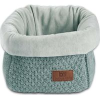 Baby's Only Commode Mandje Stoer Stone Green