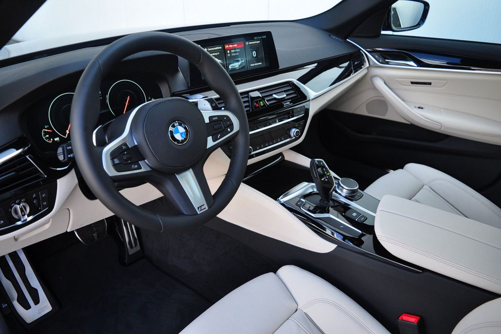 BMW 5 Serie 520i Touring High Executive M Sport Aut.