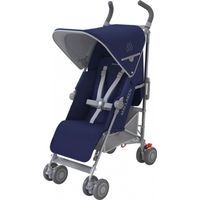 Maclaren Buggy Quest - Medieval Blue / Silver