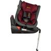 Baninni Autostoel Twirl 360° Isofix - Red Grey