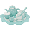 Little Dutch Houten Thee Servies Mint