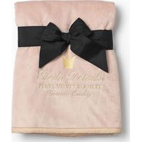 Wiegdeken Pearl Velvet Powder Pink - Elodie Details