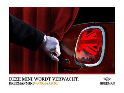 MINI Cooper 5-deurs 5 drs Verwacht : September